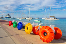 Pedal Boats And Sail Boats By ...