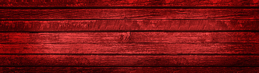 old red wood background with wooden vintage texture in elegant website or tex...