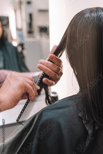 backstage salone parrucchieri