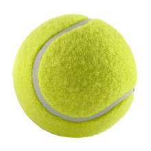Tennis Ball Isolated Without S...