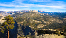 Panoramic Views Of Yosemite Va...