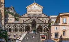 Positano, Italy - August 12, 2...