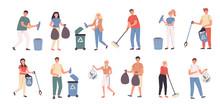 Volunteer Work, City Cleaning,...