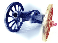 Small Cannon From Napoleonic W...
