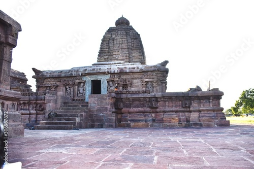 Photo Ancient Temple of India