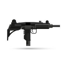 Realistic Weapons Uzi Automati...
