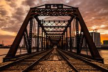 Cedar Rapids Railroad Bridge