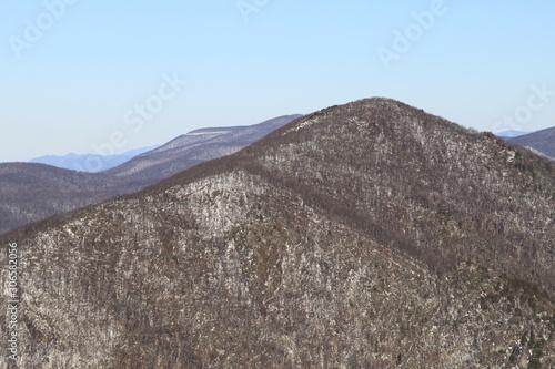 Virgina mountain