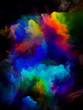 Colorful Cloud Abstraction