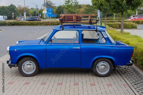 Fotografia  Trabant 601