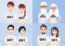 Cartoon Character With Generat...