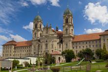 Einsiedeln Abbey  Is  Benedict...
