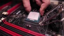 Installing Cpu Processor In Co...