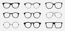 Glasses Icon Concept. Glasses ...