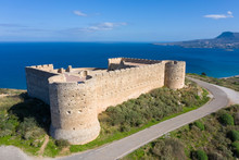 Turkish Medieval Fortress At A...