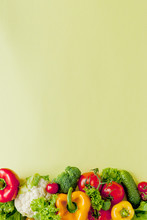 Healthy Clean Eating Layout, V...
