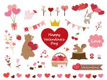 バレンタインセット1