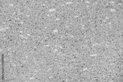 Wall terrazzo texture gray blue of stone granite black background marble surf...