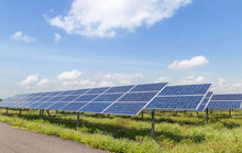 Rows Array Of Polycrystalline ...