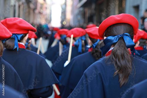 Photo tamborrada san sebastián país vasco azpeitia IMG_5005-as19
