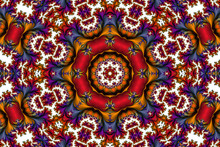 Creative Fractal Abstract Back...