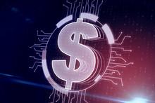 Dollar Icon Interface Hud