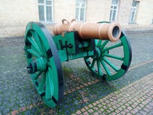 Military Old Cannons 3