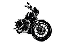 Vector Custom Bike Motorcycle ...