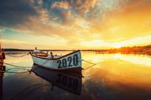 2020 Concept Fishing Boat On V...