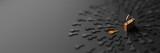 Padlock with infinite keys, metaphor of problems, solutions  and risk management; original 3d rendering