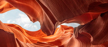 Panoramic Abstract Background ...