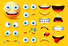 Smileys Emoticon Character Cre...