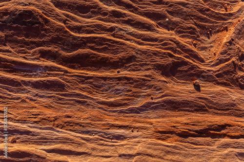 Fotografia Beautiful Rock Formations In The American Southwest