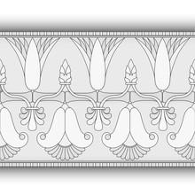 Egyptian Symbol Ornamental  Co...