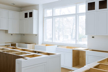 Wooden Cabinets Installation O...