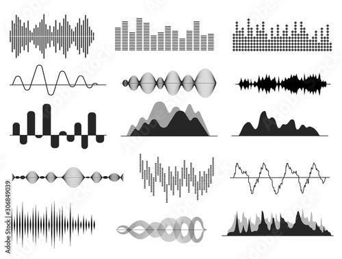 Photo  Sound waves