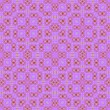 canvas print picture - Seamless colorful pattern for design. Suitable for background backdrop texture, fabric textile, wallpaper and wrapping paper