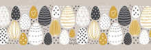 Cute Scandinavian Easter Eggs ...