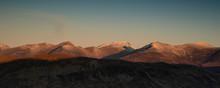 Ben Nevis Landscape, Highlands...