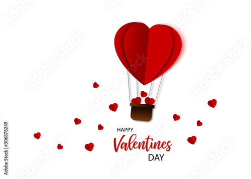 Fotomural Valentines Day