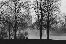 Misty Morning With Bandstand I...