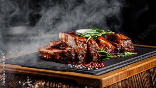 Fotografia American food concept