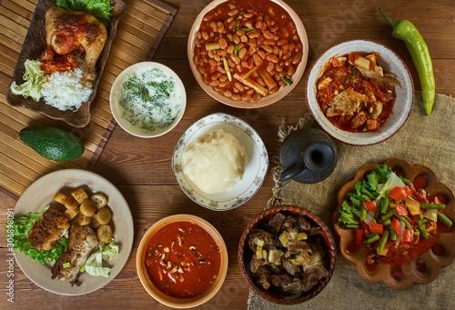 Congolese African cuisine,