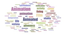 Animation Animated Tagcloud Is...