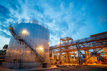 Oil And Gas Processing Tank An...
