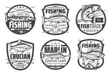 Fishing Club, Fisherman Summer...