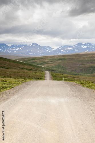 Voyage en Alaska lors de la période d'été Tapéta, Fotótapéta