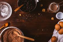 Chocolate Bakery Background