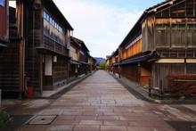 Higashi Chaya District, Kanaza...