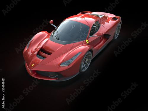 Ferrari LAFERRARI Poster Mural XXL